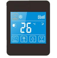 Пульт управления фанкойлом Mc TRF-S2 Premium touch (чёрный), фото 1
