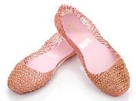 Летние Женские балетки, лодочки туфли