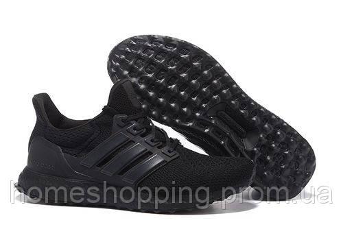 Мужские кроссовки Adidas Ultra Boost Black