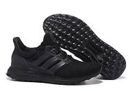 Мужские кроссовки Adidas Ultra Boost Black , фото 1