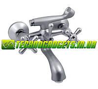 Смеситель для ванны Haiba (Хайба) Dominox satin 142