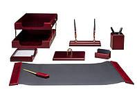 Набор настольный Bestar 8 предметов 8259 XDU, красное дерево