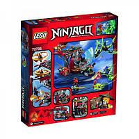 Пластиковый конструктор LEGO Ninjago REX Ронина (70735)
