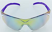 Очки спортивные BC-018 (пластик, акрил, цвета в ассортименте)