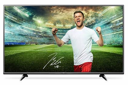 Телевизор LG 65UH6157 (PMI 1200Гц, Ultra HD, 4K IPS Display, Smart, HDRPro, TrueBlack, DVB-T2/S2), фото 2