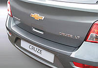 Накладка заднего бампера Chevrolet Cruze 5 dr hatchback 2011>