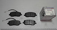 Колодки тормозные Скудо / Fiat Scudo / Peugeot Expert / Експерт / 2.0 JTD/HDI 2004- (передние) Польша  04.0167