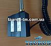 Чёрный электроТЭН TERMA KTX4 BLACK: экран + управление 30-60C + таймер 1-4 ч.; Под пульт ДУ. Польша. 120-1000W, фото 3