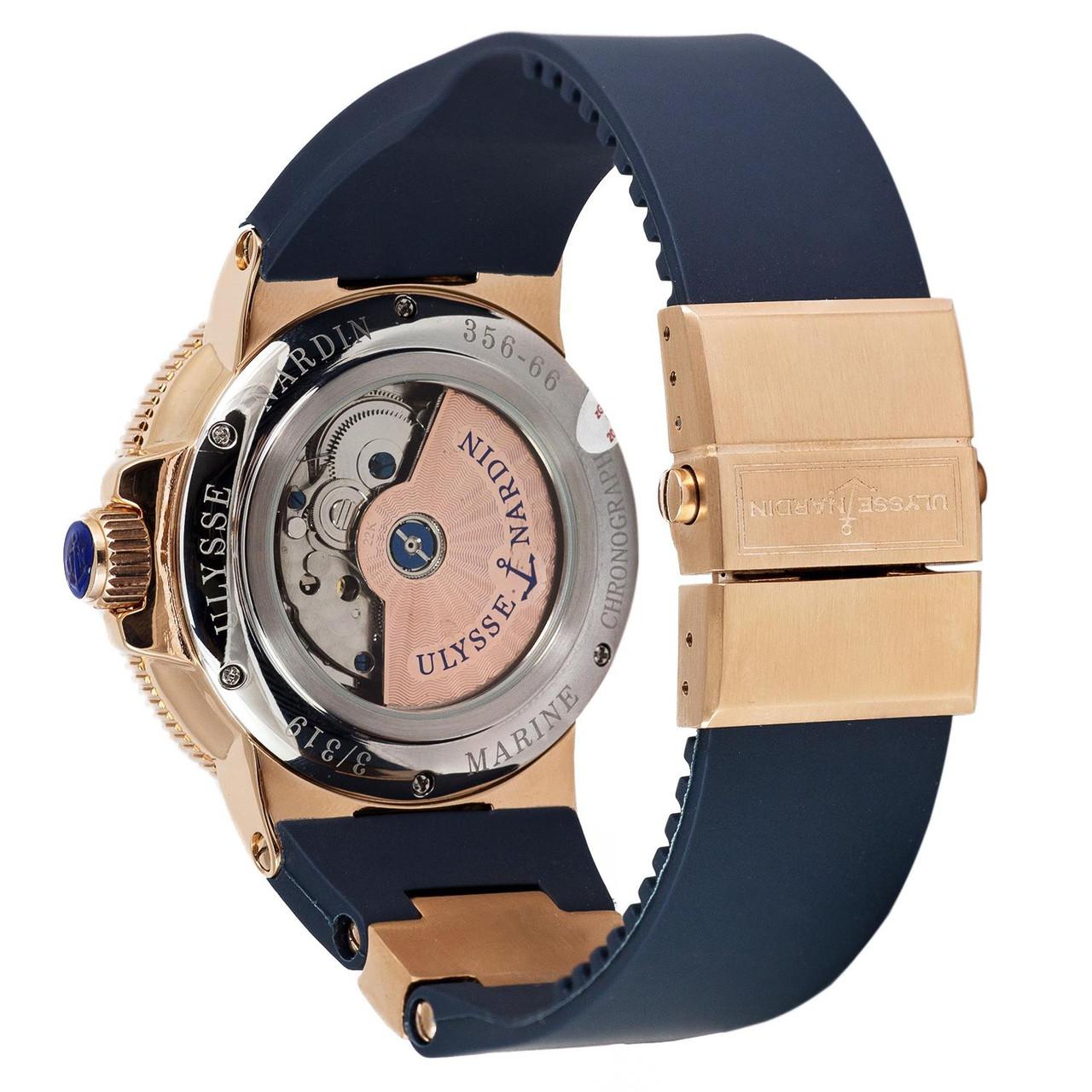 Заказать часы мужские через веб ulysse nardin 356 66