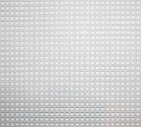 Канва пластиковая Aida 7 CT (27кл на 10см), белая