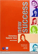 New Success Elementary Students' Book & Active Book Pack (учебник/підручник)