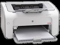 Ремонт принтера HP LaserJet P1102 в Киеве