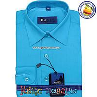 Рубашка для мальчика с длинным рукавом от 28 по 36 ворот (vr6-a-2)