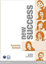 New Success Elementary Workbook & Audio CD Pack (рабочая тетрадь)