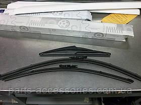 Дворники щетки дворников Mercedes GL GL-Class X164 2006-12 новые оригинал