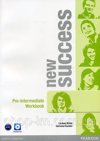 New Success Pre-Intermediate Workbook & Audio CD Pack (рабочая тетрадь), фото 2