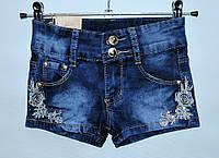 Шорти джинсові для дівчинки 1-5 років IKLIM&KH