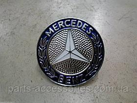 Значок емблему на капот Mercedes SL SL-Class R107 1972-1989 нова оригінал