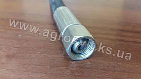 Рукав высокого давления, грань=19 мм., L= 0,50 м. (резьба М16х1,5) чешский шланг