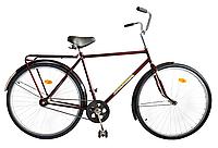 """Велосипед 28"""" УКРАИНА, модель 33  ХВЗ Зеленый"""