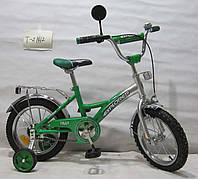 "Велосипед EXPLORER 14 T-21412 green + silver /1/""***"