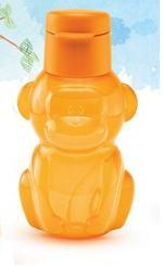 Бутылка Эко Обезьянка 350 мл  с клапаном Tupperware