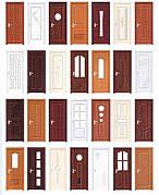 Двери: входные, межкомнатные, дверная фурнитура