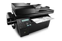 Ремонт принтера HP LaserJet Pro M1214nfh в Киеве