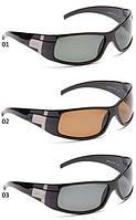 Очки поляризационные EyeLevel Bermuda(линзы черные,коричневые)