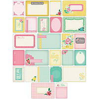 Набор карточек  Project Life Mom 40 шт (718813802499)