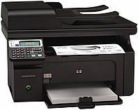 Ремонт принтера HP LaserJet Pro M1217nfw в Киеве