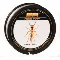 Шок лидер PB SNAGLEADER Red Ant