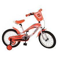 Детский велосипед PROFI 12д SX12-01-1, оранжевый***