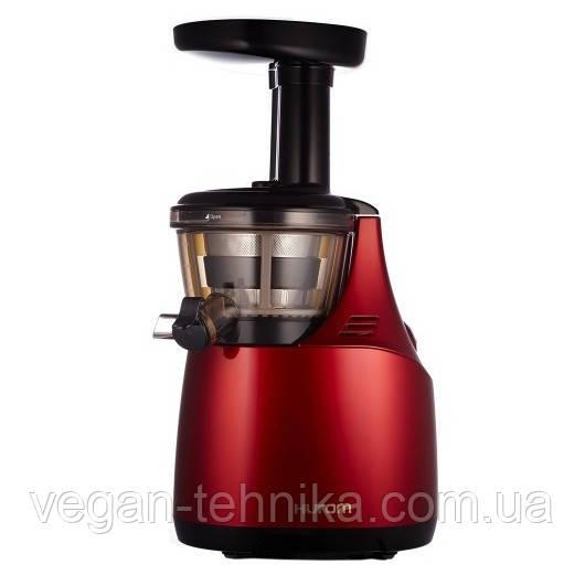 Шнековая соковыжималка Hurom HE-DBE04 (Хьюром HU-500) Red
