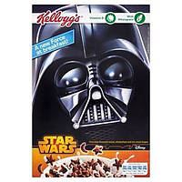 Зерновые хлопья разной формы Kellogs Star Wars
