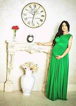 """Длинное летнее платье-трансформер """"Loren"""" с расклешенной юбкой (6 цветов), фото 2"""