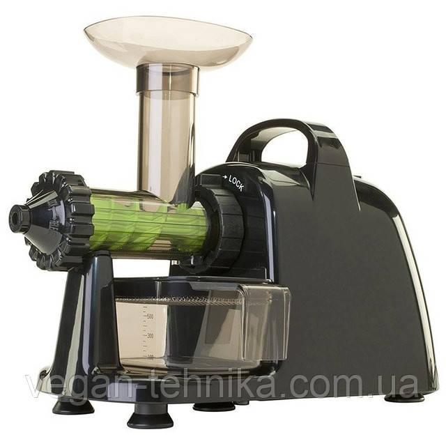 Шнековая соковыжималка для зелени Lexen Healthy Juicer Electric