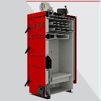 Твердотопливный котел длительного горения Альтеп КТ-1Е-N 33 кВт
