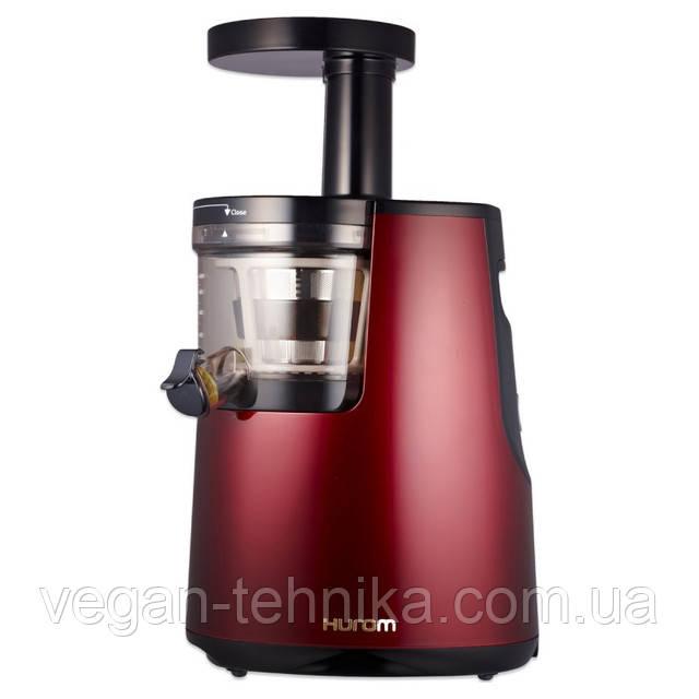 Шнековая соковыжималка Hurom HH 2G (Хьюром HU-700) Red Wine