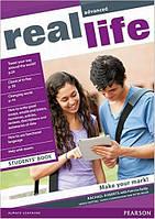 Real Life Advanced Students' Book (учебник/підручник)