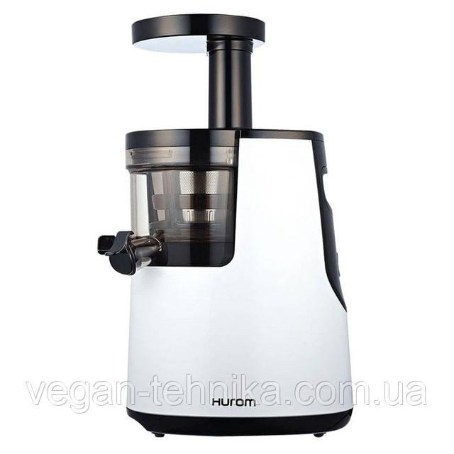 Шнековая соковыжималка нового поколения Hurom HH 2G (Хьюром HU-700) White