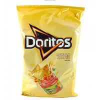 Кукурузные слабо-соленые чипсы Doritos