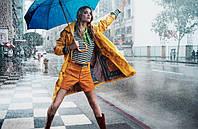 Лучшая одежда на весеннюю непогоду