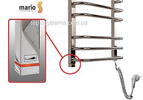 Электрический полотенцесушитель MARIO Премиум  Стандарт - I  1100 x 500  (Mario Украина), фото 2