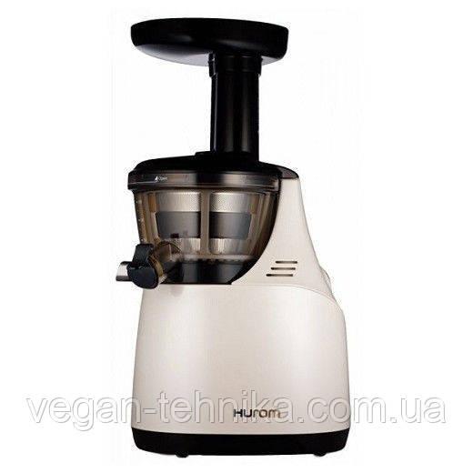 Шнековая соковыжималка Hurom Slow Juicer HE-DBE04 HU-500 Ivory
