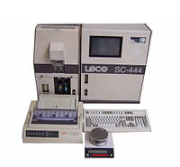 Анализатор серы в углях, рудах, нефти, коксе, резине LECO SC-444 Б/У