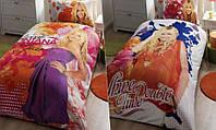 Подростковое постельное белье TAC  DISNEY простынь на резинке  HANNAH MONTANA BRIGHT