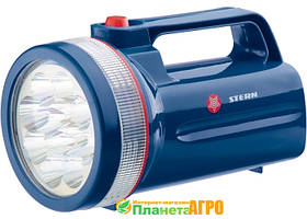 Фонарь светодиодный поисковый 12Led, 4хLR20 Stern