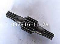 Вал-шестерня ПСП-10.02.02.612 (жатка ПСП-10) редуктора измельчителя стеблей