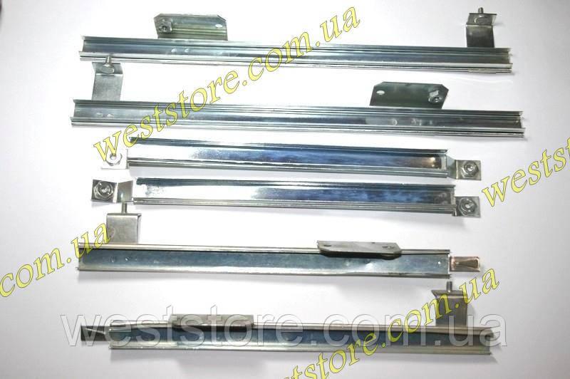 Направляющие стекол Ваз 2105 (к-кт 6 шт)
